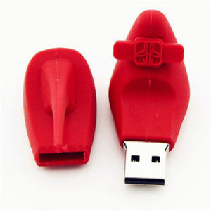 Personalized 4GB High Heel USB Flash Drive pictures & photos