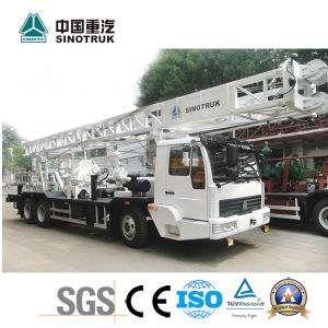 Top Quality Truck Mounted Drilling Rig of Bzc400 400m