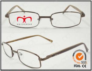 New Fashion Eyewear Frame Metal Optical Frame (WFM501001) pictures & photos