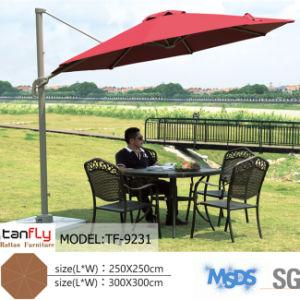 Popular Outdoor Sun Garden Parasol Single Roof Umbrella pictures & photos