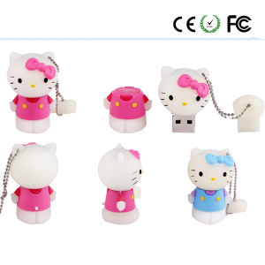 Hello Kitty Design Gift USB Flash Drive (HKGJ) pictures & photos