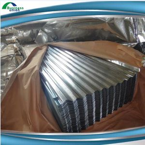 Galvanized Steel Roofing Sheet Colored Roof Tile for Building Material