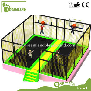 Kids Trampoline Jumping Bed for Sale pictures & photos