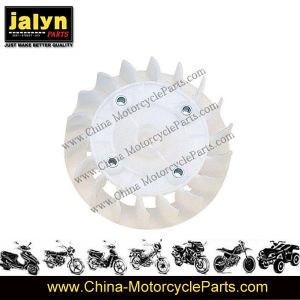 Motorcycle Spare Parts Motorcycle Cooling Fan for Gy6-150 pictures & photos