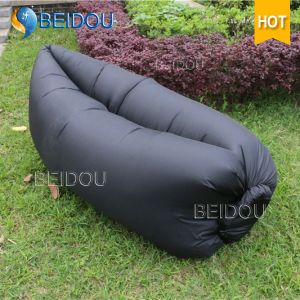 Factory Wholesale Outdoor DIY Inflatable Sleeping Lazy Bag Air Lounger Sofa Chair pictures & photos