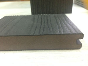 Capped Ulture Protect Wood Surface WPC Decking pictures & photos