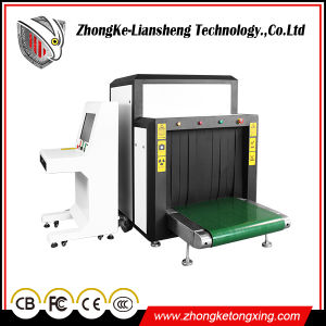 High Resolution Baggage Scanner X-ray Scanning Machine pictures & photos