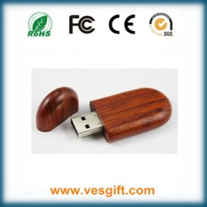8GB Wooden USB Flash Drives Pen Drive USB Gift pictures & photos