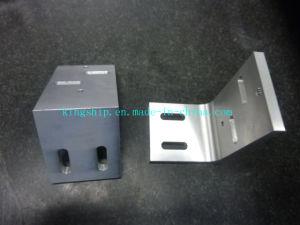 CNC Machining Center Processing Aluminum Part pictures & photos