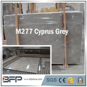 Cyprus Grey Natural Stone Marble Tile in Polished/Honed/Antique Surface pictures & photos