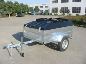 Cargo Trailer Open Trailer Box Trailer Cot-640