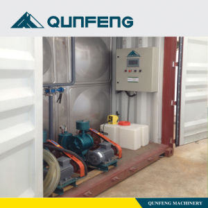 Container Type Sewage Treatment Equipment /Borehole Water Treatment pictures & photos