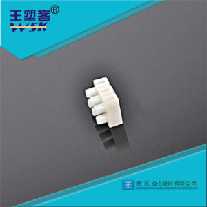3 Pin Guangzhou Factory Natural Plastic Nylon PA66 Terminal Block Wsk-Tb003 pictures & photos