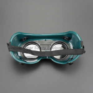 50mm Round Lens Flip-up Front Welindg Goggle (WG113) pictures & photos