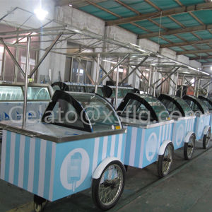 Ice Cream Lolly Cart/Street Ice Cream Cart pictures & photos