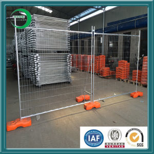 Temporary Welded Wire Mesh Fencing Panels Zinc Layer High pictures & photos