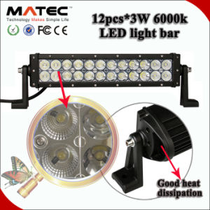Factory Manufacture 36W Aurora LED off Road Light Bar for Truck pictures & photos