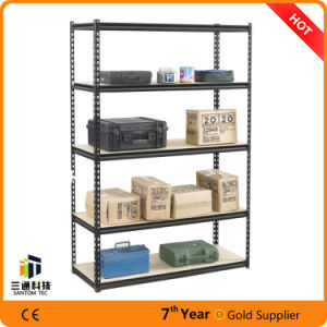 Rivet Shelf for Costco, Boltless Steel Shelving, Z-Beam Shelving pictures & photos