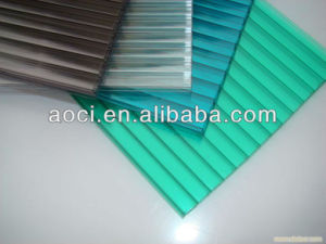 Zhejiang Aoci Poly Carbonate Super Weather Resistant Solid Sheet for The Places with High Thermal Insulation pictures & photos