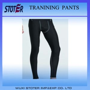 Compression Base Layer Pants Thermal Sports Slim Fit Compression pictures & photos