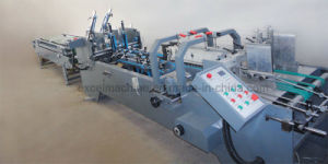 Automatic Folder Gluer Machine with Pre-Folder and Crash Lock Bottom pictures & photos