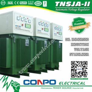 Tnsja-II Series Industrial Oil-Immersed Induction (contactless) Voltage Regulator/Stabilizer pictures & photos