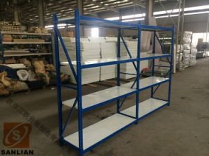 High Quality Light Duty Warehouse Storage Shelving pictures & photos