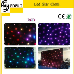 30W-150W RGB LED Stage Star Cloth with CE & RoHS (HL-051) pictures & photos