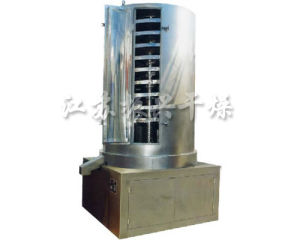 Continuous Granule Drying Equipment for Construction Industry