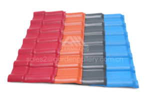 Asa Composite Resin Roofing Tile