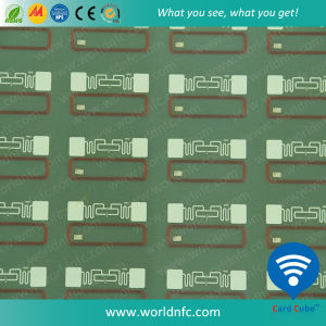 125kHz and 13.56MHz RFID Card Inlay with Customized Layouts pictures & photos