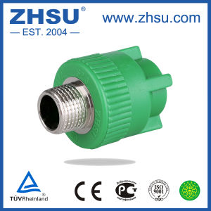 Water PPR Male Threaded Coupling