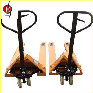 Heavy Duty Durable 5t Hydraulic Pallet Truck pictures & photos