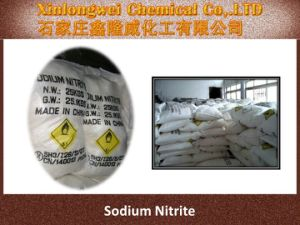 Offer High Purity Sodium Nitrite 99.7% / Nano2 pictures & photos