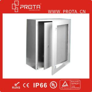 Plexiglass Door Metal Electric Distribution Box pictures & photos