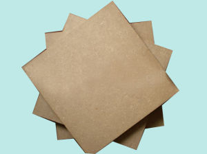 Export Standard 17mm MDF for Furniture and Decoration pictures & photos
