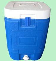 portable Plastic Cooler Box
