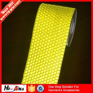 Cheap Price China Team High Visibility PVC Reflective Tape pictures & photos