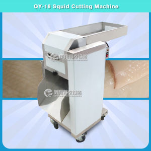 Qy-18 Stainles Steel Squid Cutting Machine pictures & photos