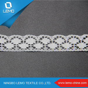 Popular and Good Quality Non-Elastic Garment Lace pictures & photos