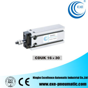 Cu Series Free Installation Pneumatic Cylinder Cduk16*30 pictures & photos