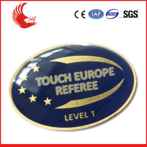 Customized Souvenir Stamping Badges pictures & photos