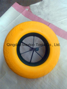 Maxtop Tools Factory PU Foam Wheel pictures & photos