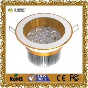 15W Aluminium LED Downlight (ZK23-JM--15W) pictures & photos