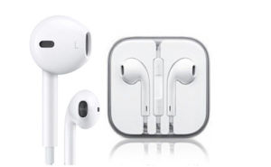 Earphone for iPhone 6 / 6 Plus/ 5 /5s with Volume Control & Mic pictures & photos