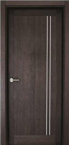 High Quality Interior MDF Door with Decoration Strips (TGMDF-039)