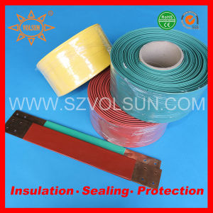 Low Voltage Bus Bar Heat Shrinkable Tubing pictures & photos