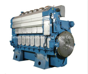 Wartsila 32 Yuchai Four-Stroke Fuel Saving Marine Diesel Engine pictures & photos