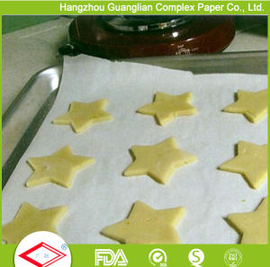 400mm X 600mm Full Sheet Silicone Treated Baking Paper pictures & photos