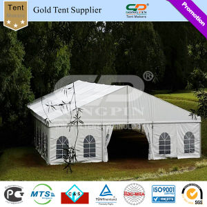 Wedding Party Tent 30X30m for 600 People with Glass Door pictures & photos